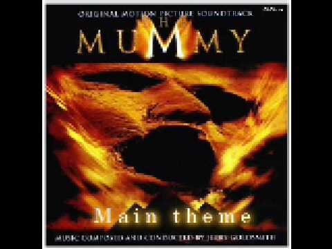 THE MUMMY // Soundtrack // Main theme