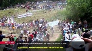 Videofilmer för Cykelflaskor