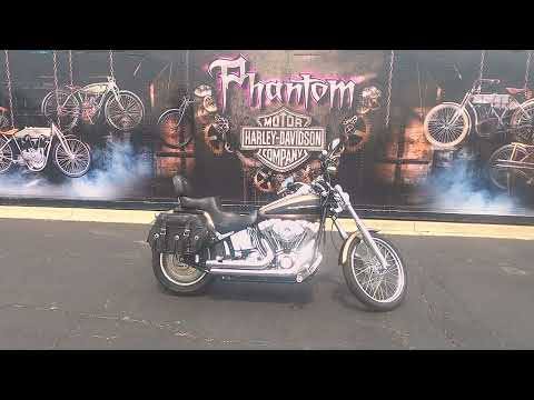 2004 Harley-Davidson Softail Deuce FXSTDI