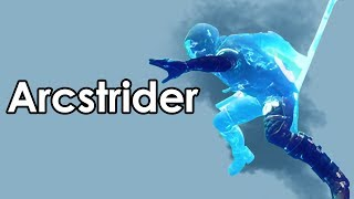 Destiny 2: The Arcstrider Hunter Subclass
