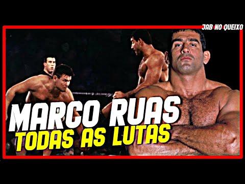 Marco Ruas TODAS As Lutas No MMA/Marco Ruas ALL Fight In MMA
