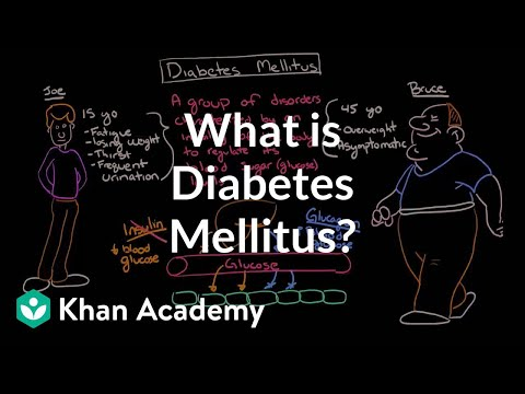 diabetes insípida y diabetes mellitus similitudes entre mitosis