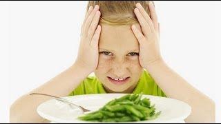 A los niños no le gustan las verduras, qué podemos hacer