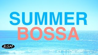 【3Hours】Jazz & Bossa Nova Instrumental Music - Relax Background music - Music for work,Study