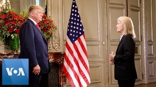 Highlights From Greta Van Interview With President Trump