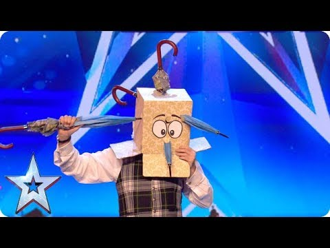 Top 5 Audition FAILS! | Britain's Got Talent 2018 (видео)