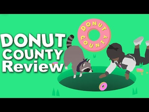 Donut County REVIEW | Nintendo Switch, PS4, Xbox One, PC