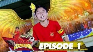 Gambar cover Tendangan Garuda Iqbal Buat Indonesia Juara! - Tendangan Garuda Eps 1