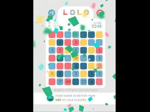 LOLO: Puzzle Game iOS Gameplay