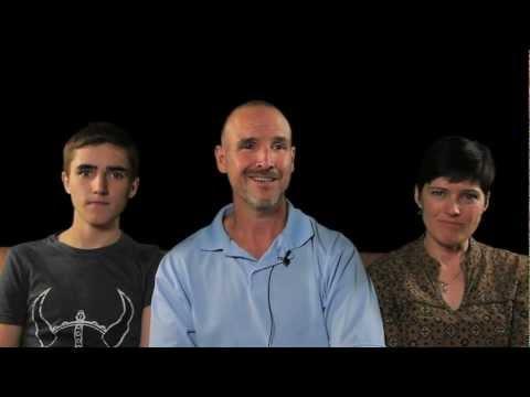 Chiropractic Testimonial for Wylie Wellness Dr. Joel Davis wyliewellness.net - Jon, Gared, Valery
