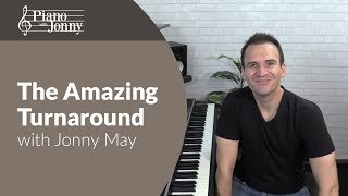 The Amazing Turnaround! - Jazz Piano Lesson by Jonny May