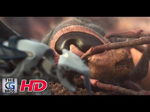 """CGI 3D/VFX Short : """"Newbees"""" – by  Woodblock"""