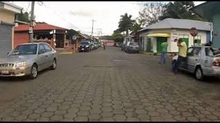 Tour of San Juan Del Sur, Nicaragua -- GoPro HD