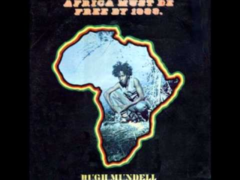 Música Africa Must Be Free