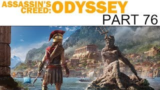 Livemin - Assassin's Creed: Odyssey - Part 76 - A Musing Tale (Let's Play / Playthrough)