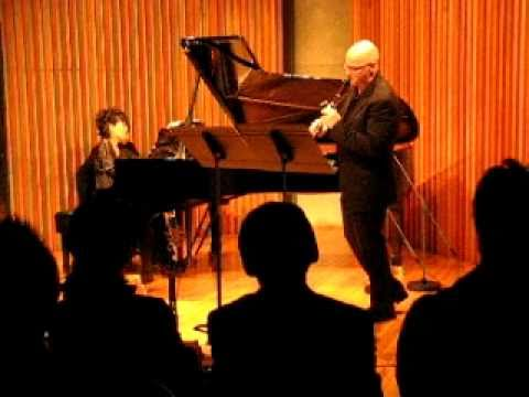 Thomas Piercy, clarinet - Piazzolla Grand Tango