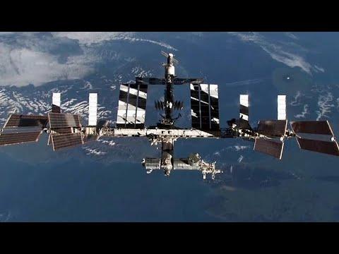 20 χρόνια Διεθνής Διαστημικός Σταθμός
