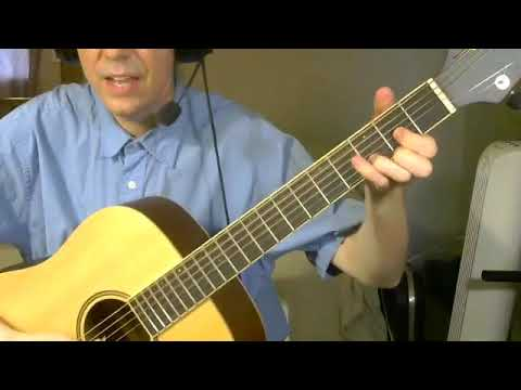 G, C, and D chord transitions