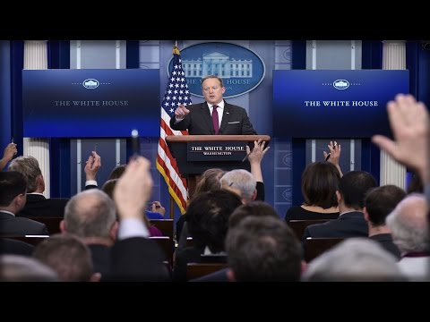[FULL] - WHITE HOUSE PRESS BRIEFING ON DEATH OF SANCTUARY CITIES - 03-27-17