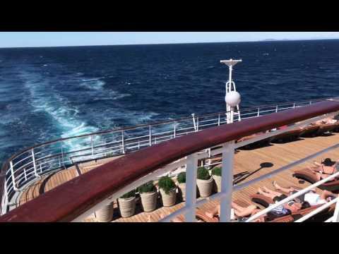 P&O Cruise Pacific Jewel