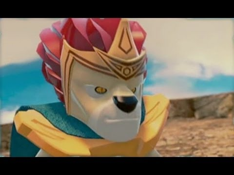 Lego Legend Of Chima:Lava Journey(3DS)