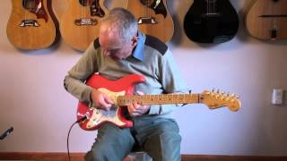 I Will Always Love You. Whitney Houston. Hank Marvin's Cover By Phil McGarrick BT On My Website