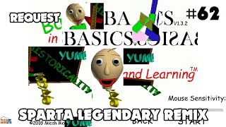 [Eps 84 Request #62] Unknown Educational Software Sparta Legendary Remix