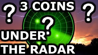 3 Hidden Gems Under The Radar 🤫🤫 My Personal Picks Top Undervalued Coins