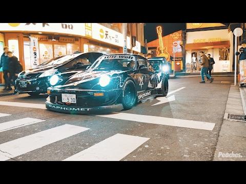 Download 2017 RWB Porsche Tokyo Meet After Movie (4K) Rauh Welt BegriffㅣWidebody Invasionㅣfilm by Dawittgold HD Mp4 3GP Video and MP3