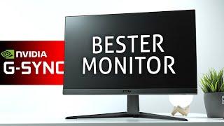 Der BESTE 200€ Monitor 2021!! MSI G241 144Hz Test vs. AOC 24G2U