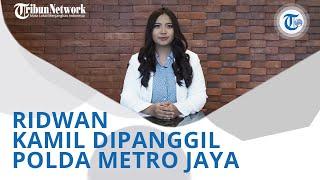 Wiki Trends - Ridwan Kamil Angkat Bicara soal Pemanggilan terkait Kerumunan Massa Rizieq Shihab
