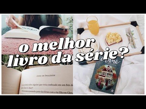 ANNE DE INGLESIDE, DE LUCY MAUD MONTGOMERY | VLOG DE LEITURA (COM SPOILERS) | Aline Monteiro
