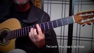 Tim Lerch - How Deep Is The Ocean - Takamine TC 135 SC