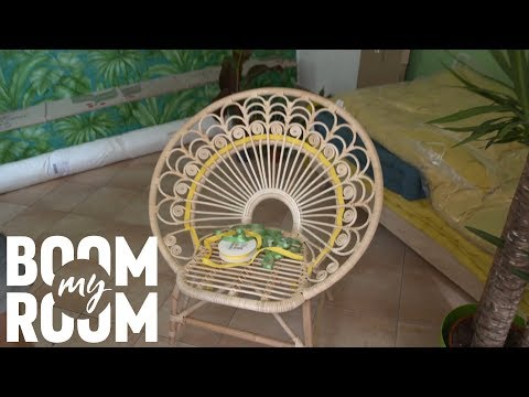 Korbstuhl dekorieren | Boom my Room | sixx