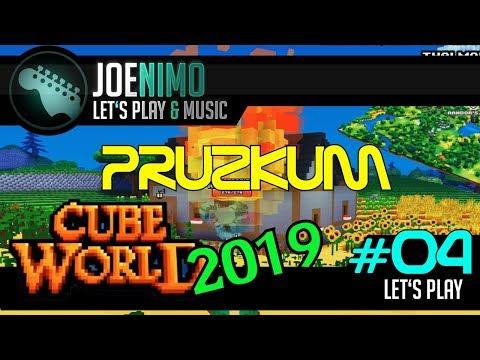 Cube World 2019  #04 | Průzkum | CZ/SK