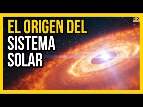 Las dos TEORÍAS PRINCIPALES del ORIGEN del SISTEMA SOLAR | Ciencias de la Ciencia