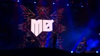 Drum by MØ live at Untold Festival 2017 Romania