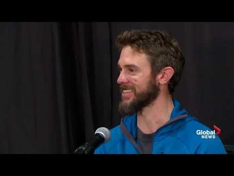 HIGHLIGHTS: Man describes killing mountain lion during attack