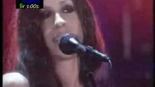 ALANIS MORISSETTE  - SO UNSEXY  (Live version Brazil 2002)
