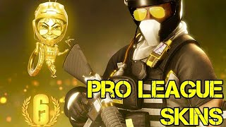 All Pro League Sets R6