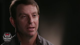 Dabo Swinney exclusive on silencing Clemson's doubters, playoff vs. OSU | College Football on ESPN