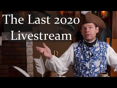 See You Next Year! 2020 Year End Livestream – Replay