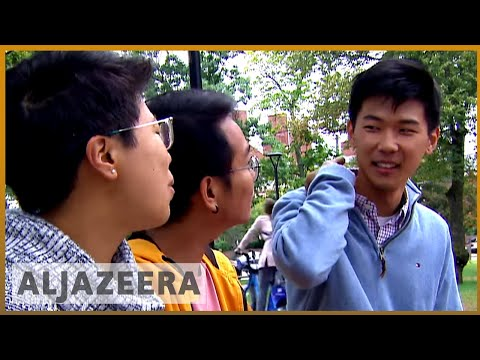 🇺🇸 Harvard sued for discriminating against Asian American applicants | Al Jazeera English