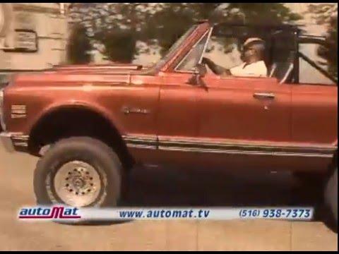 Classic '72 Chevy Blazer Upgrade