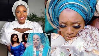 WATCH The Emotional Way Abiola Adebayo Celebrates Yoruba Actress Bukunmi Oluwashina On Her Wedding