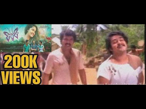 Lalettan and Mammookka in Premam malayalam movie song
