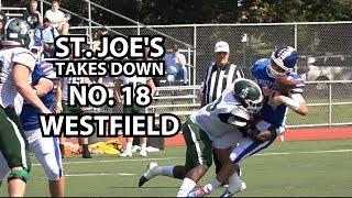 St  Joe's Metuchen 27 Westfield 18 Week 4 Highlights
