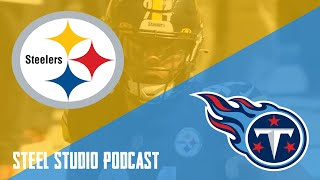 Update: GAME DELAYED - Steelers take on Tennessee Titans - WHO WILL WIN? Game Preview!