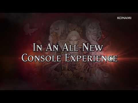 Trailer d'annonce de Castlevania Requiem: Symphony of The Night & Rondo of Blood