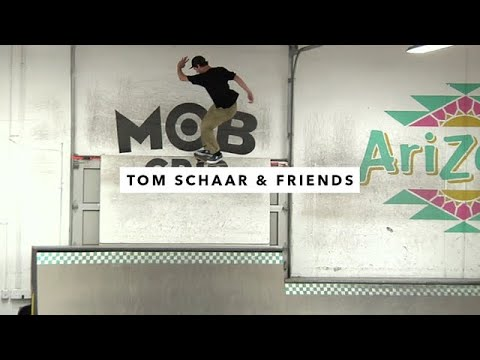 TWS Park: Tom Schaar and Heimana Reynolds | TransWorld SKATEboarding